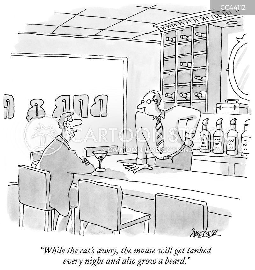 misbehave cartoon