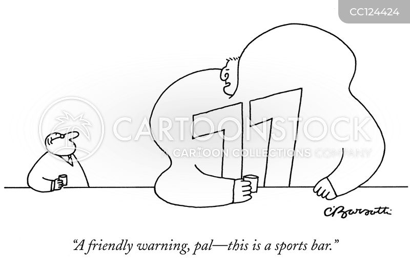 Jocks cartoon