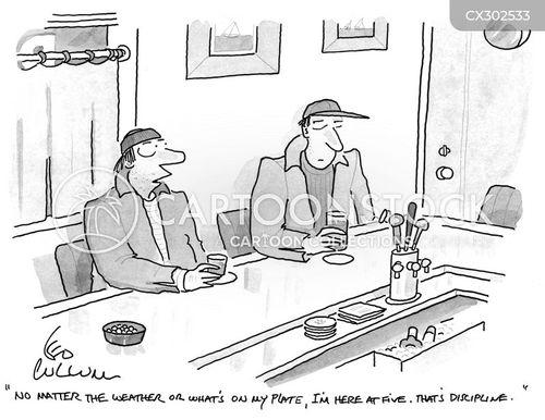 habit cartoon