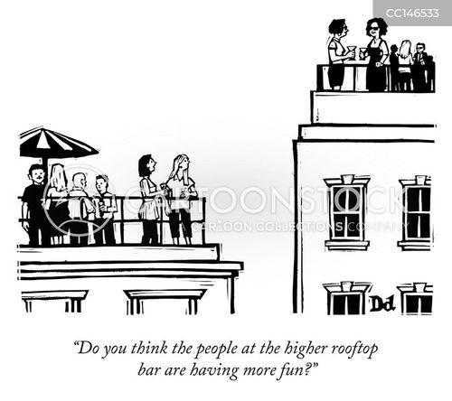 enjoyment cartoon