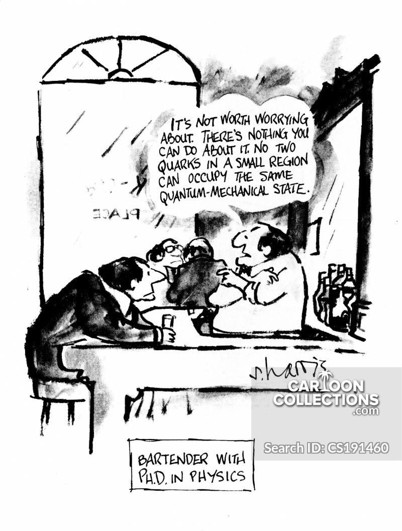 knowlegable cartoon
