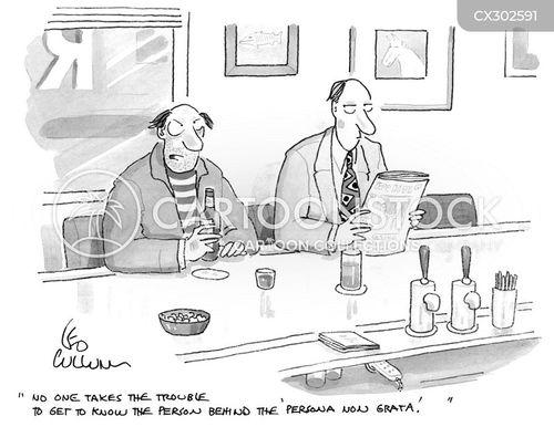 illegal immigrant cartoon