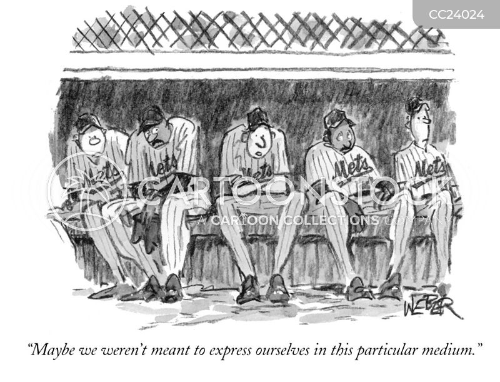 expressing cartoon
