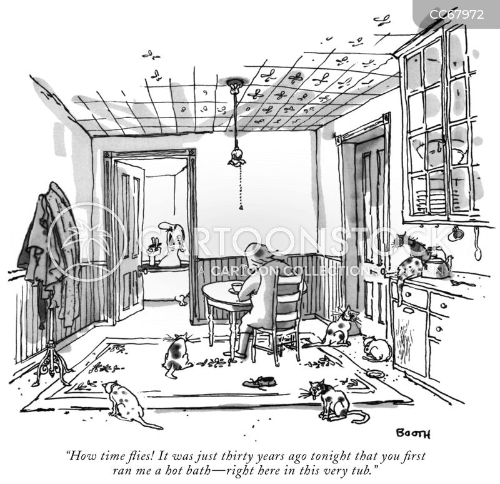 reminiscing cartoon