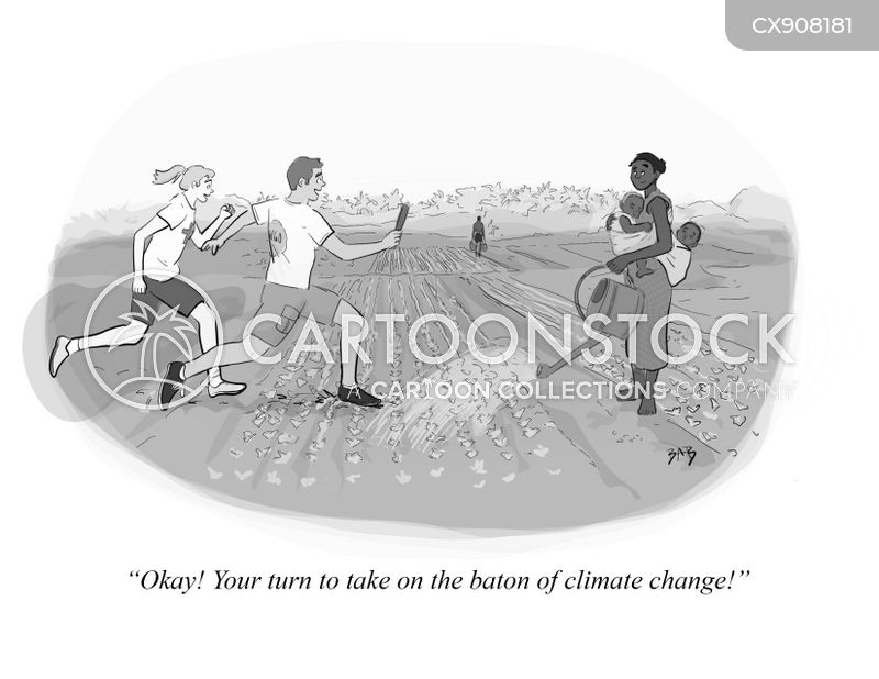 droughts cartoon