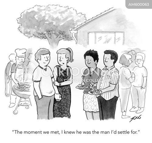 settle cartoon