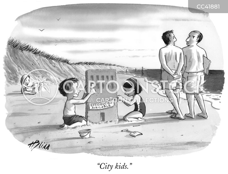 City Kids cartoon