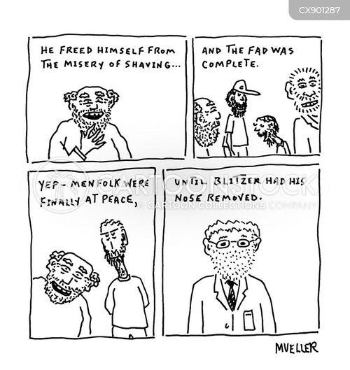 grows cartoon