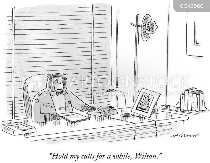 intercom cartoon