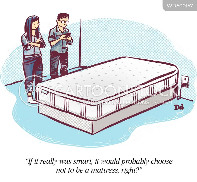 internet of things cartoon