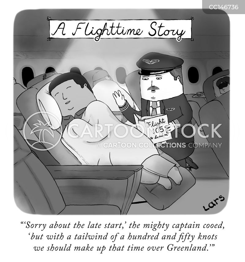 pilots cartoon