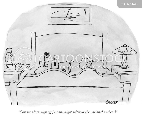 night times cartoon