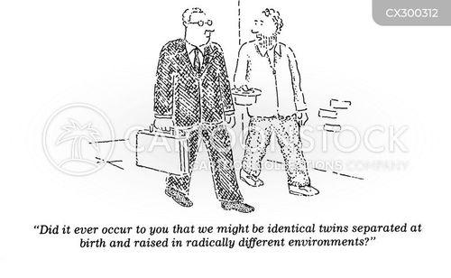 persuading cartoon