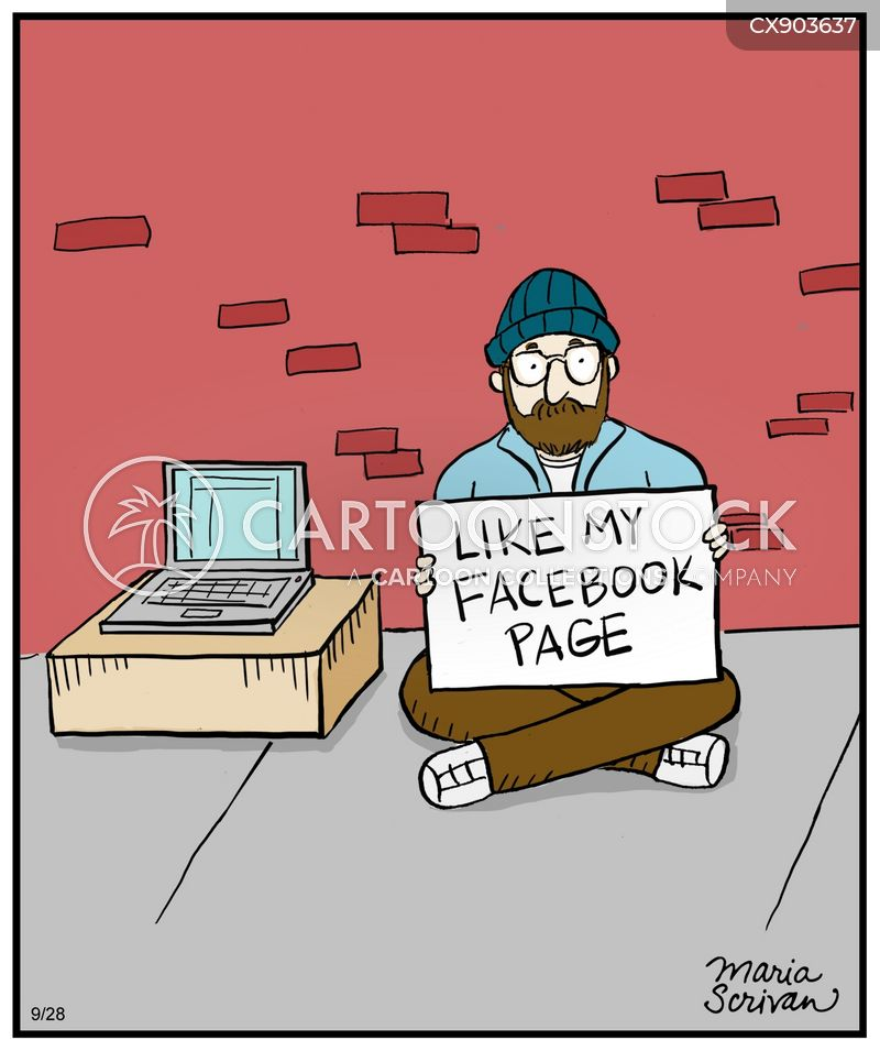 hipsters cartoon
