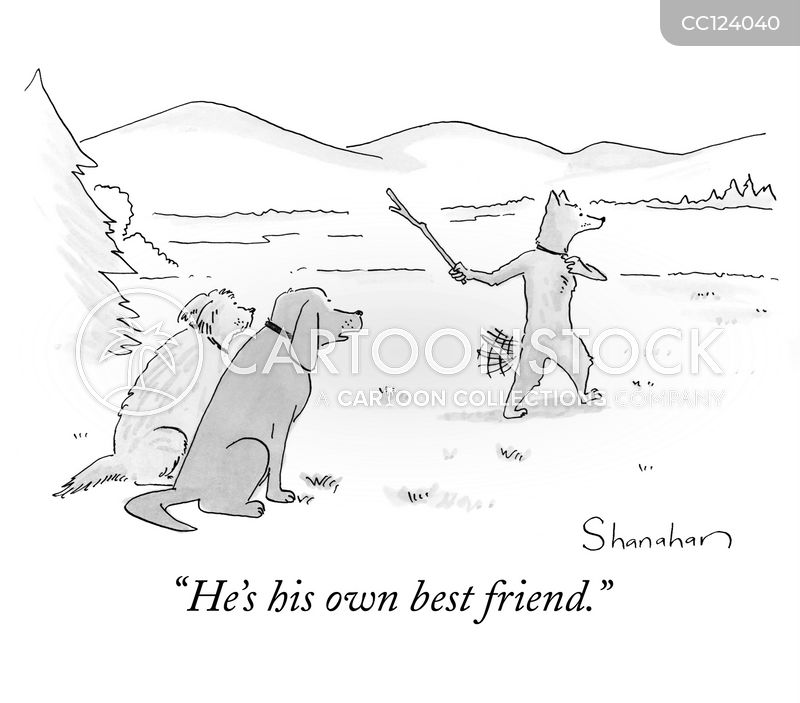 companionship cartoon