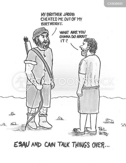 birthright cartoon