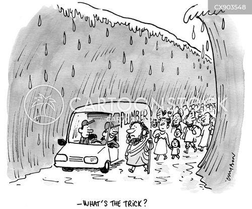 israelites cartoon
