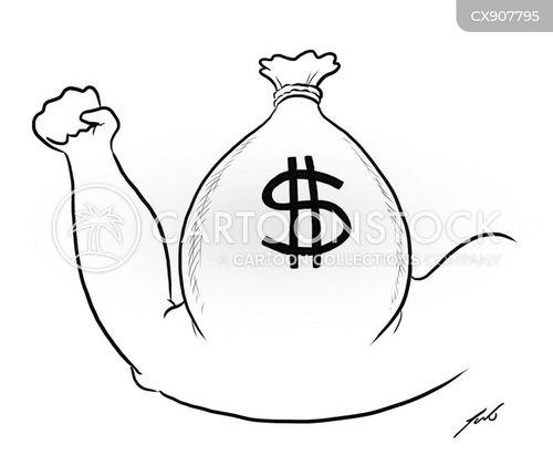 capitalising cartoon