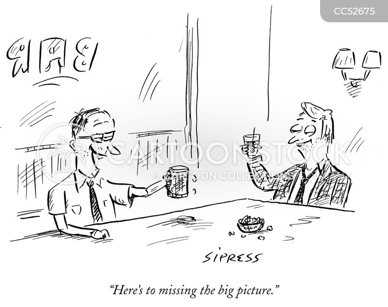 pint cartoon