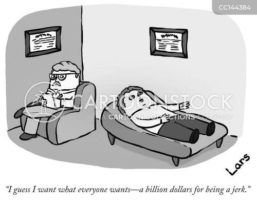 easy money cartoon
