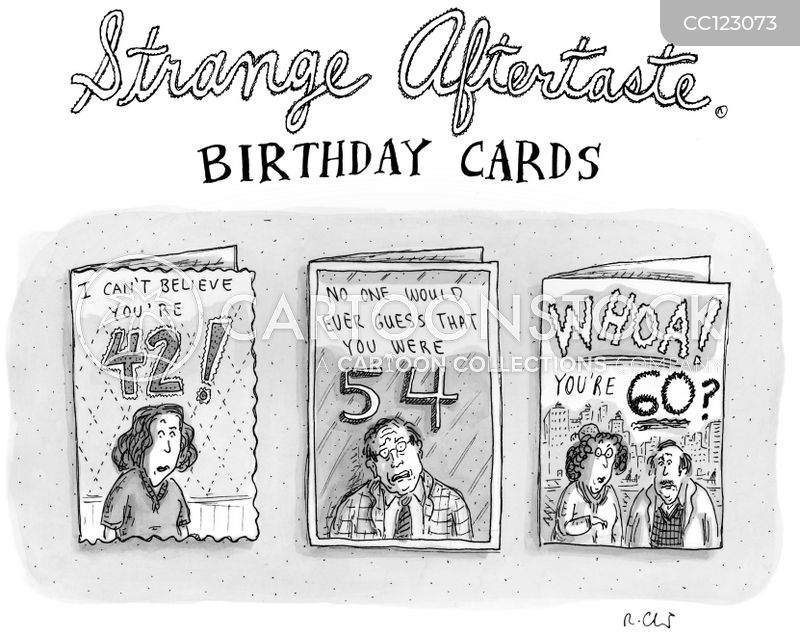 Birthday Cards Cartoons Cartoon Funny Picture