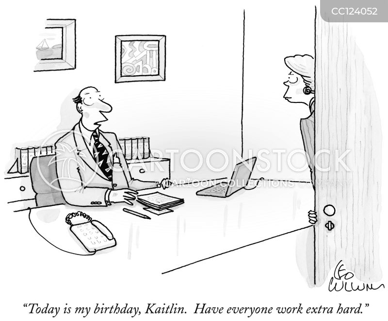 employer cartoon