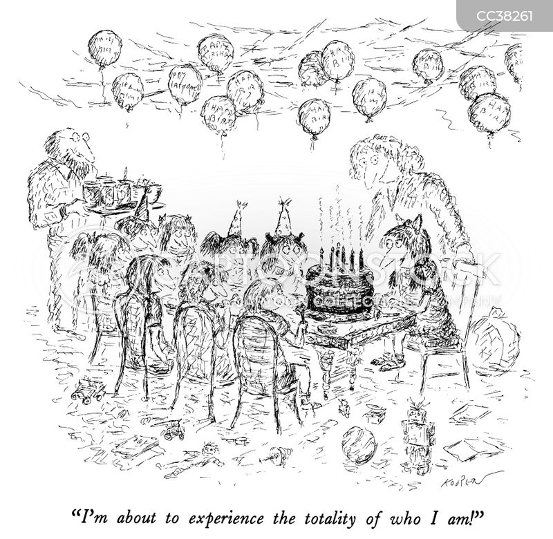 high expectations cartoon