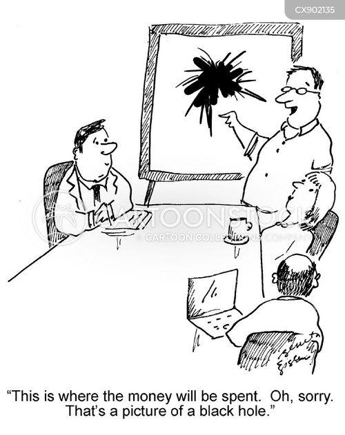 business strategies cartoon