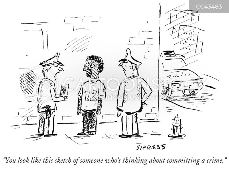 racial injustice cartoon