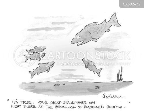 great-grandfather cartoon