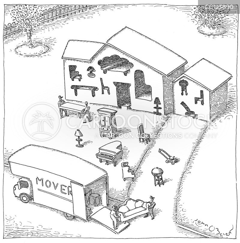 moves cartoon