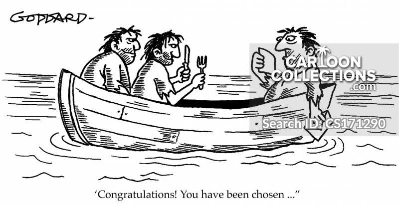 competition winners cartoon