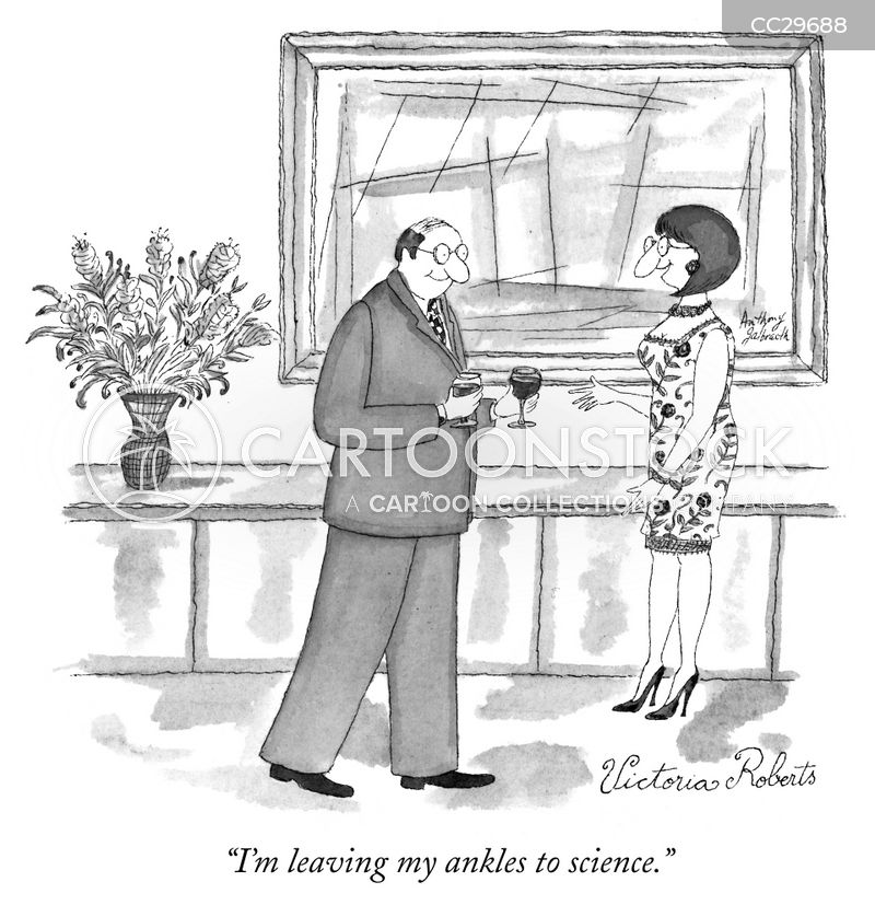 human tissue authority cartoon
