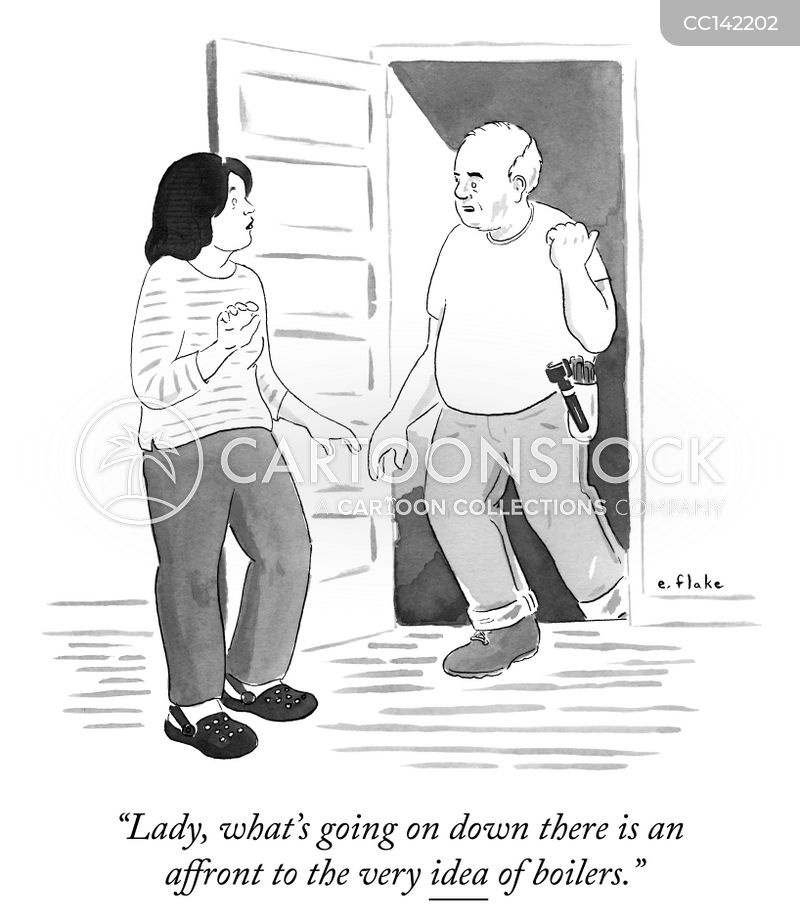 home care cartoon
