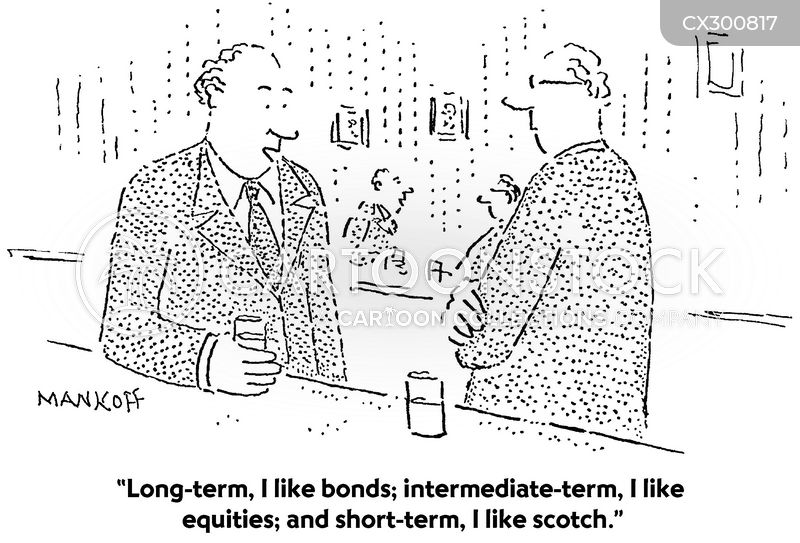 bond cartoon