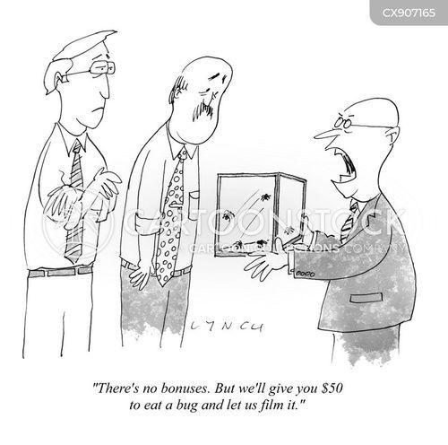 humiliating cartoon