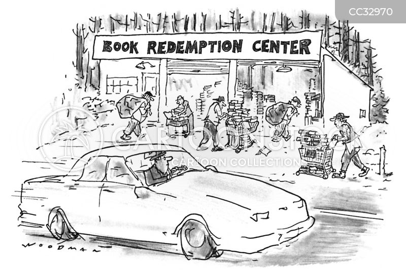 Returned cartoon