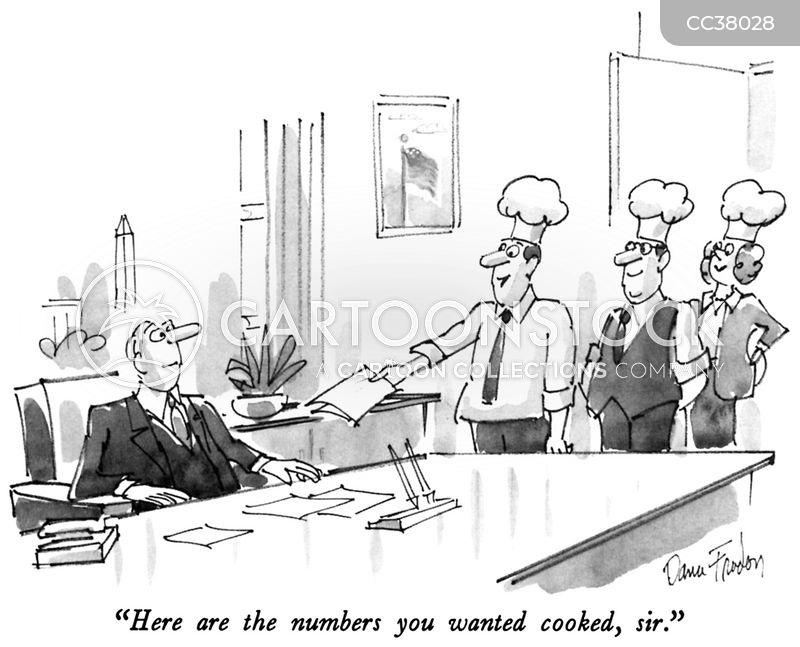 bookkeeper cartoon