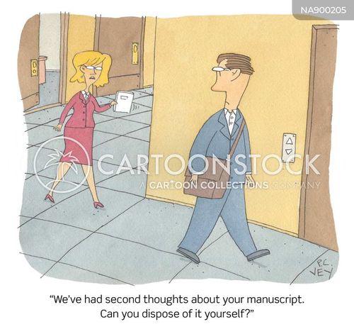 approval cartoon