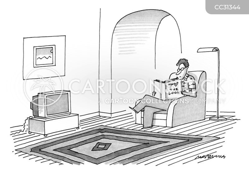 tv cartoon