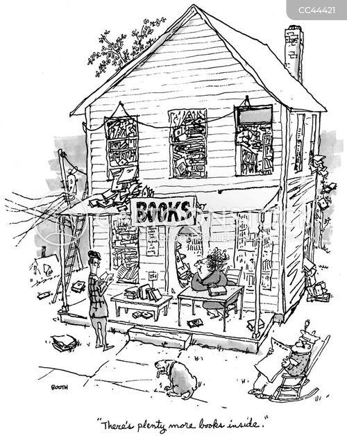 hoard cartoon