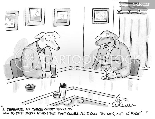 confidence cartoon