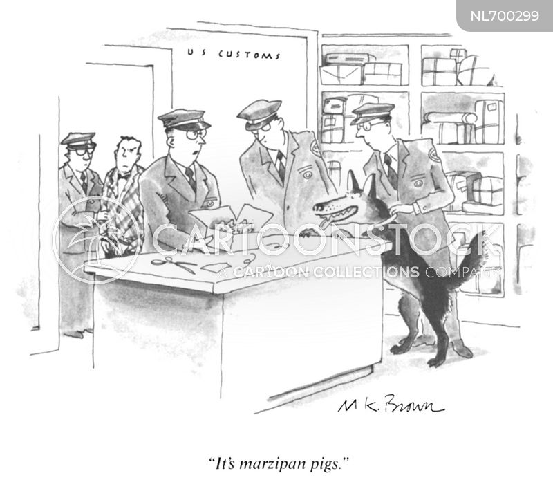 K-9 cartoon
