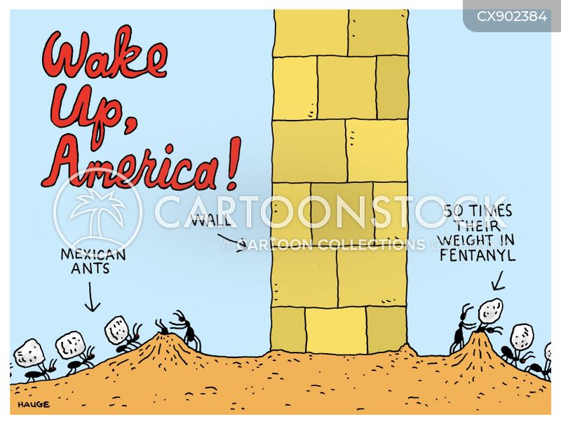 anti-immigration rhetoric cartoon