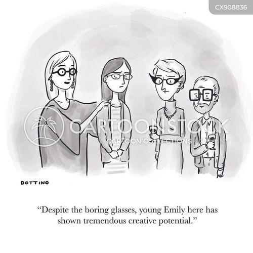 potential cartoon