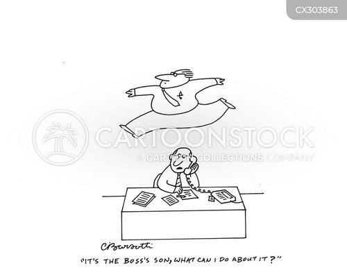inappropriate behavior cartoon