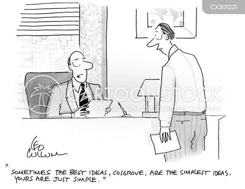 good ideas cartoon