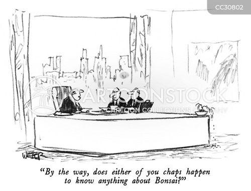 agenda cartoon
