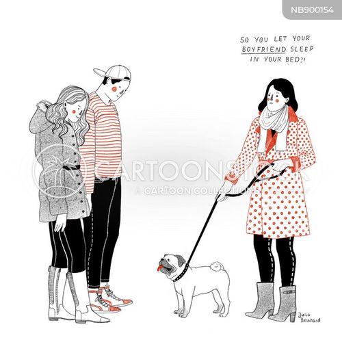 fur baby cartoon