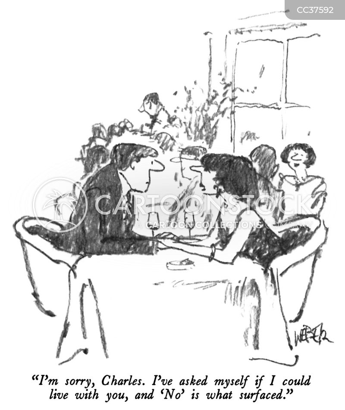 reactions cartoon